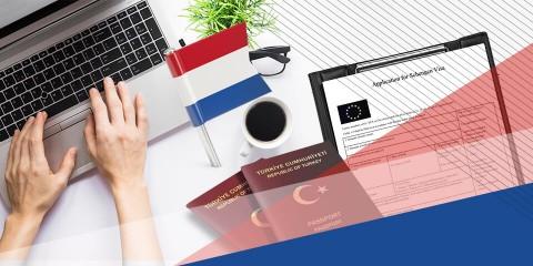 Hollanda Vize Başvuru Formu