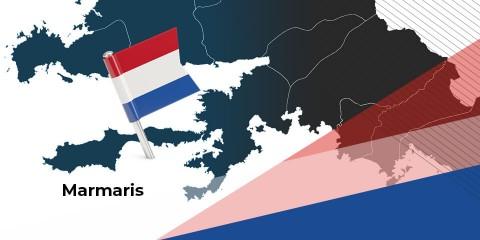 Hollanda Fahri Konsolosluğu Marmaris