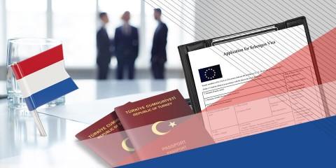 Hollanda Ticari Vize İşlemleri Hakkında Bilgiler