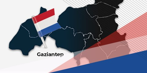 Hollanda Fahri Konsolosluğu Gaziantep