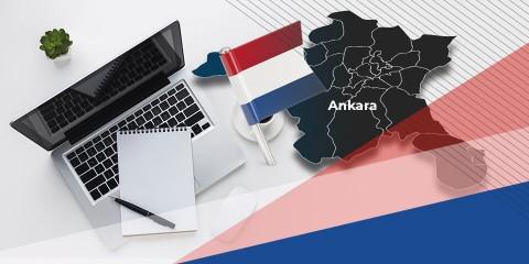 Hollanda Vize İşlemleri Ankara