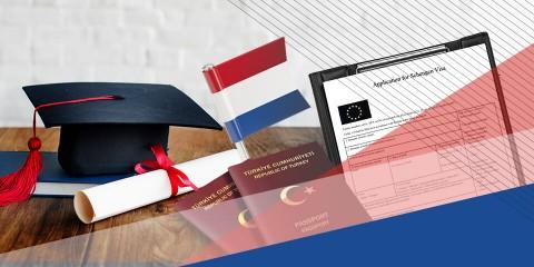 Hollanda Üniversite Eğitimi ve Hollanda Erasmus Vizesi
